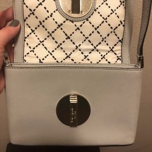 Kate Spade | Newbury Lane Sally Crossbody - Grey